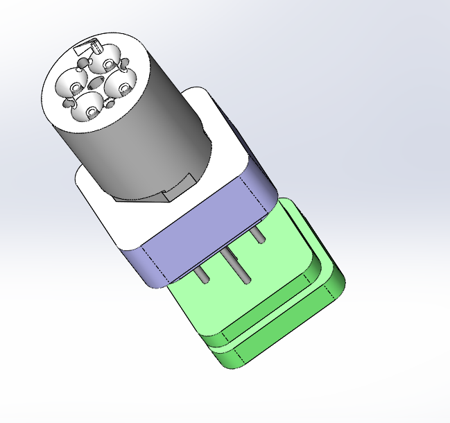 Solidworks CAD example